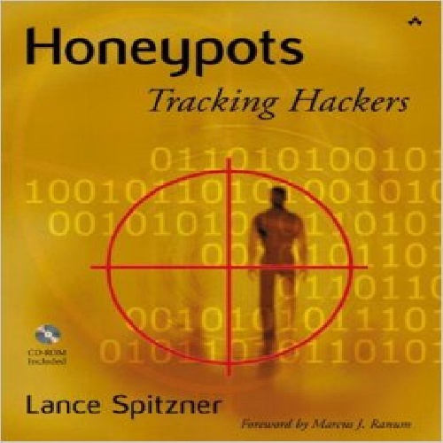 دانلود کتاب Honeypots: Tracking Hackers By Lance Spitzner